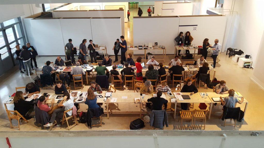 Alumnos y profesores de LENS en el festival internacional de fotografía SCAN Tarragona