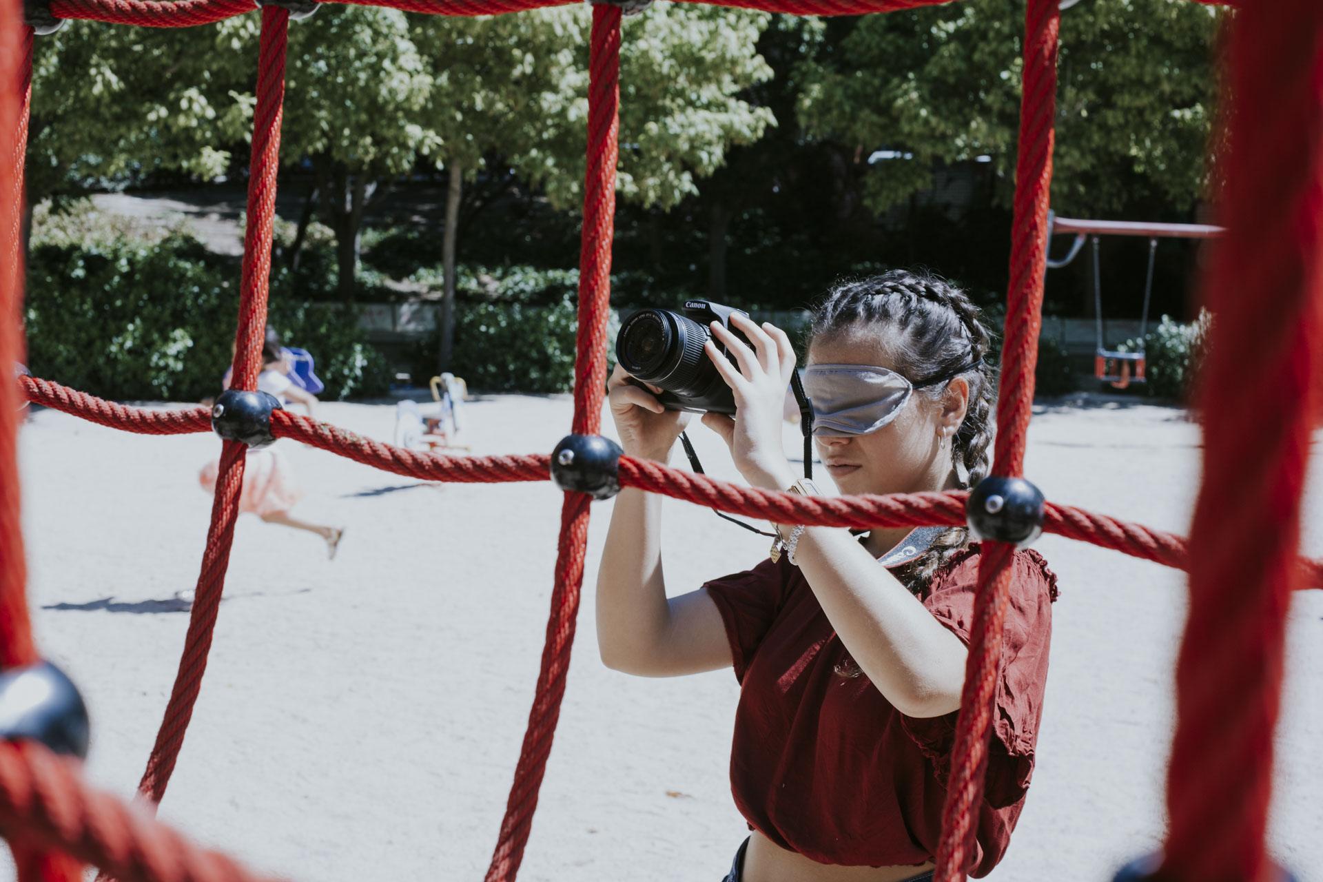 lens kids fotografía adolescente