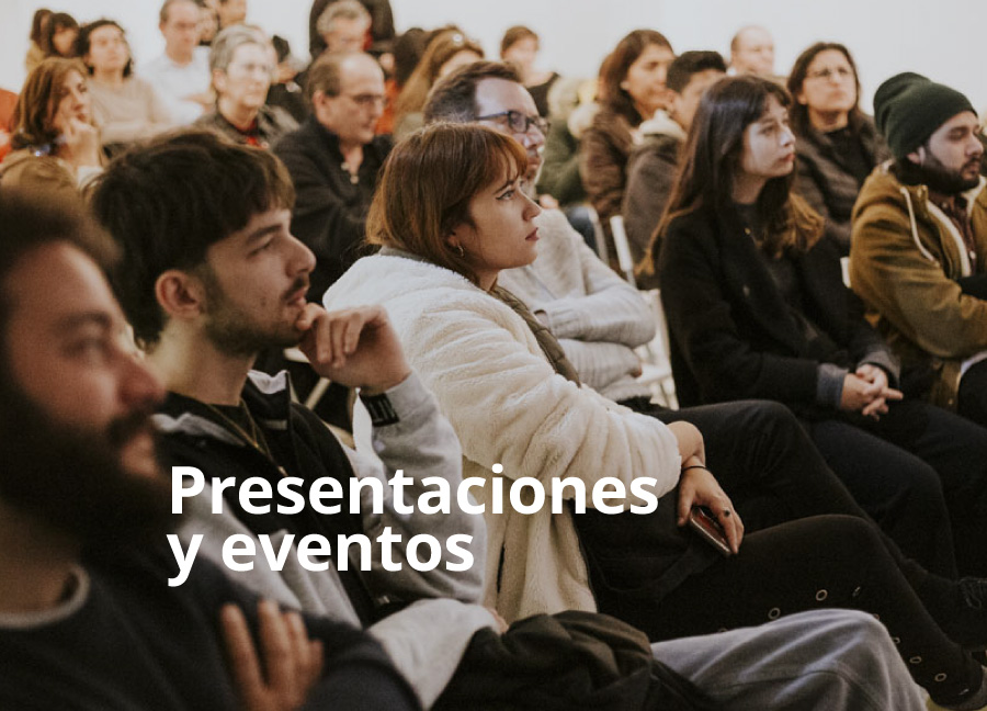 The Showroom presentaciones y eventos